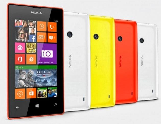 Nokia Lumia Gunakan Android