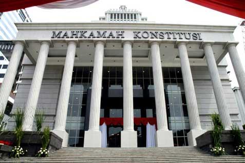 Pengumuman CPNS Sekretariat Mahkamah Konstitusi