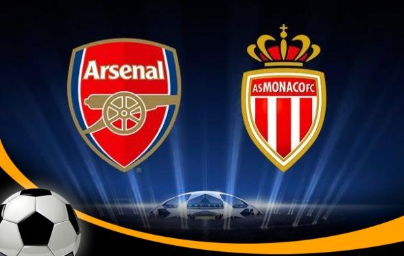 Prediksi Arsenal vs Monaco