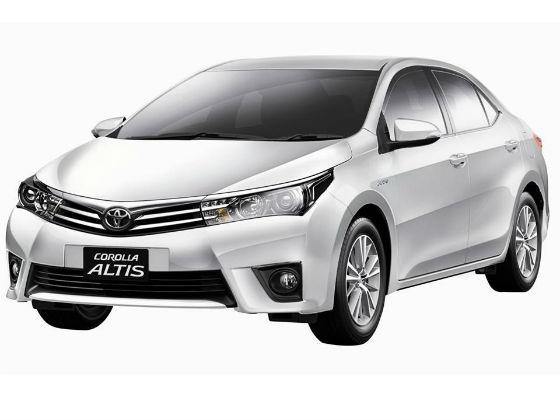 Harga Mobil Toyota All New Corolla Altis
