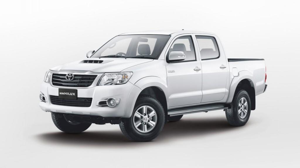 Harga Mobil Toyota Hilux D-Cab