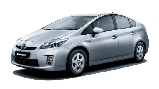 Harga Mobil Toyota Prius