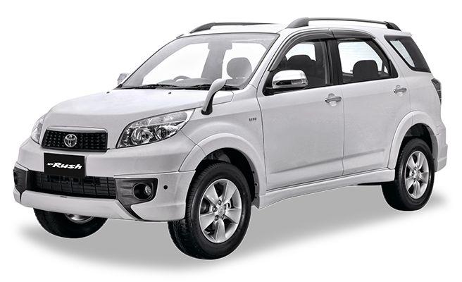 Harga Mobil Toyota Rush
