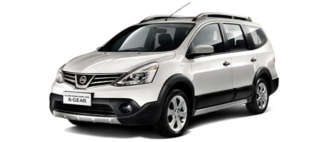 Nissan All New Grand Livina X-Gear