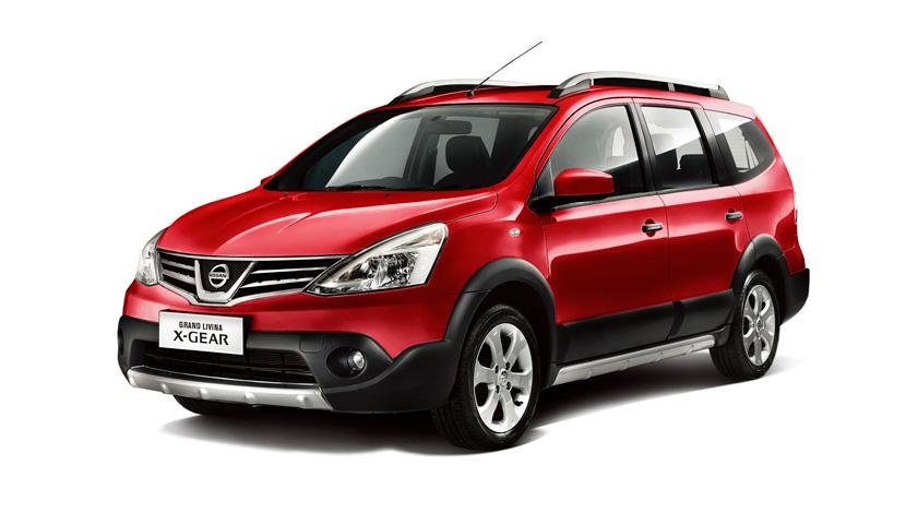 Nissan Harga All New Livina X-Gear 1,5 L