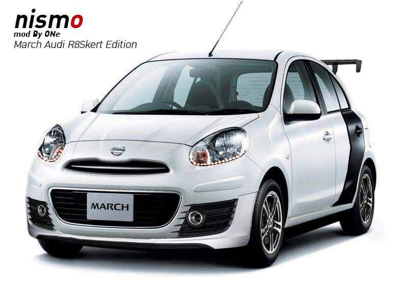 Harga Nissan All New March CKD