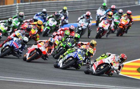 Daftar Rider Pembalap MotoGP 2017 Lengkap