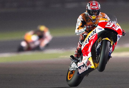 Hasil Kualifikasi MotoGP Qatar 2015 Trans7 Lengkap