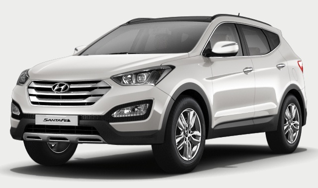 Harga Mobil Hyundai All New Santa