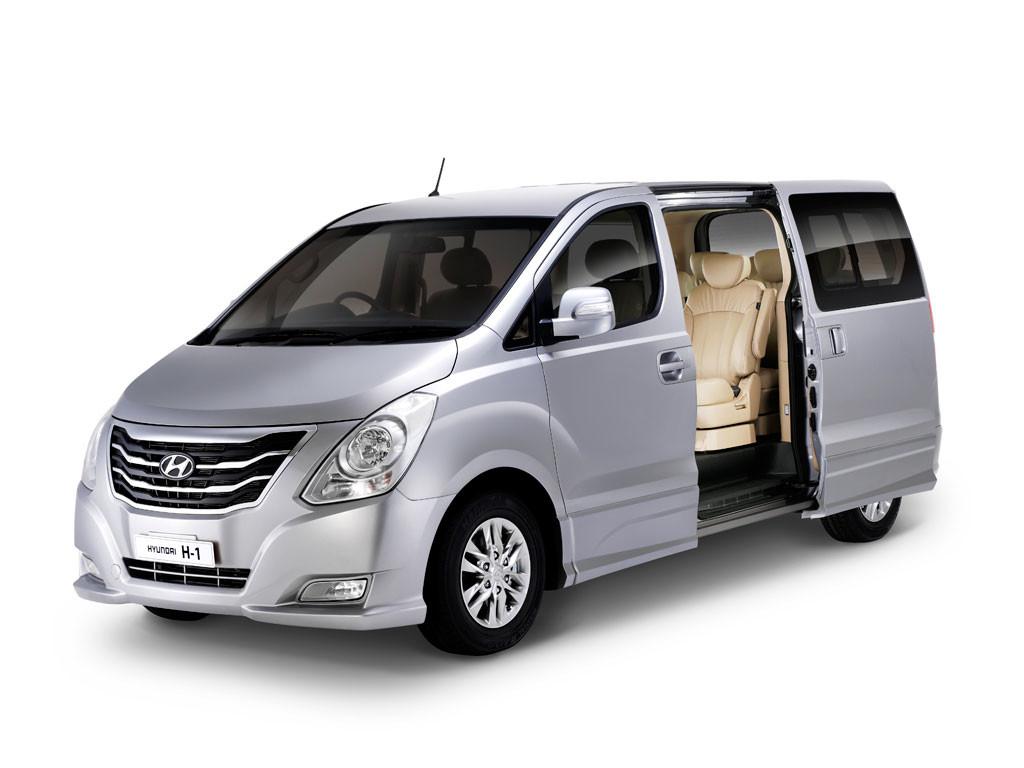 Harga Mobil Hyundai H1 Facelift