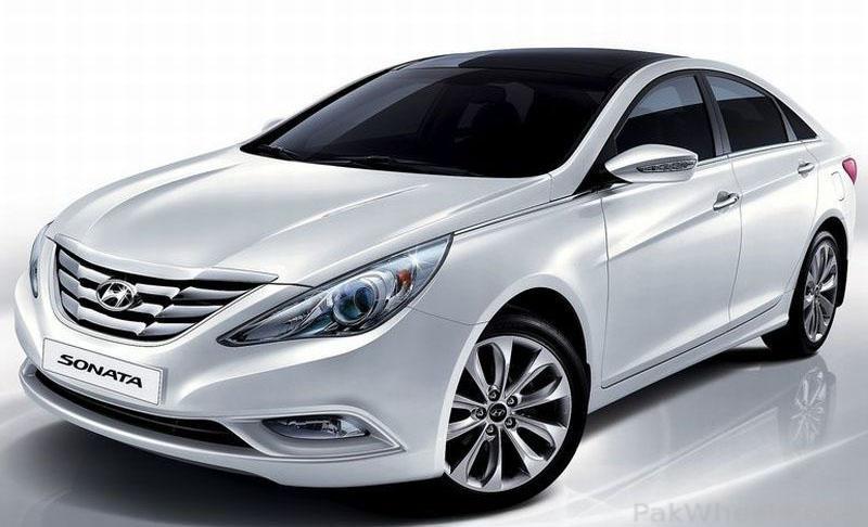 Harga Mobil Hyundai New Sonata