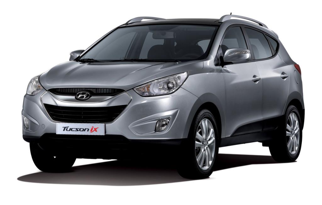 Harga Mobil Hyundai Tucson