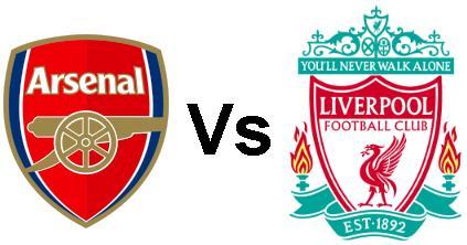Prediksi Arsenal vs Liverpool