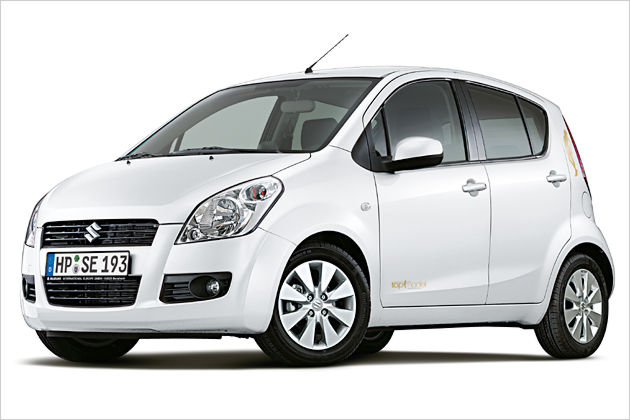 Suzuki New Splash