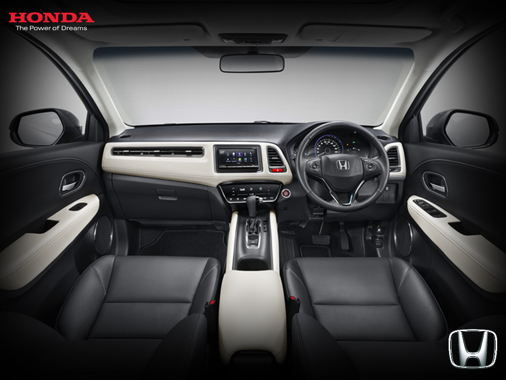 Interior Honda H-RV