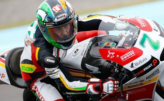 HASIL LATIHAN BEBAS FP1 MOTO3 JEREZ SPANYOL 2015