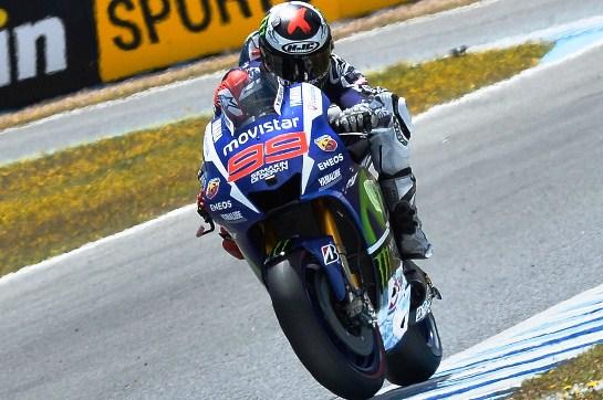Juara Race MotoGP Jerez Spanyol 2015