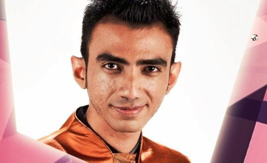 Reza Bandung Juara 4 Dangdut Academy 2 Indosiar