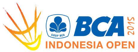 BCA Indonesia Open 2015