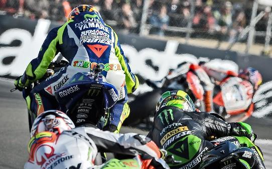 Hasil Latihan Bebas MotoGP Assen Belanda 2015