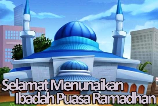 Kumpulan SMS Ucapan Selamat Puasa Ramadhan