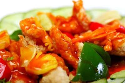 Menu Sahur Praktis Resep Ayam Asam Manis