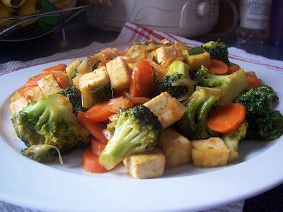 Menu Sahur Praktis Resep Tumis Tahu Sayuran