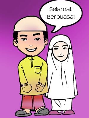 DP BBM Kata Bijak Ucapan Bulan Ramadan Terbaru