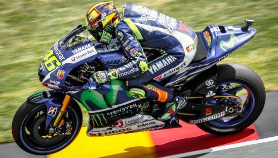 Siaran Ulang Kualifikasi MotoGP Jerman 2015 Live Streaming Online