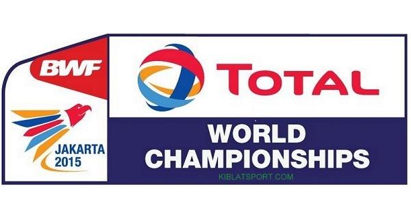 Jadwal TOTAL BWF World Championships 2015 & Hasil Pertandingan