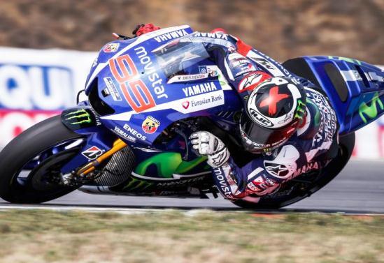 Lorenzo Pole Kualifikasi MotoGP Ceko 2015