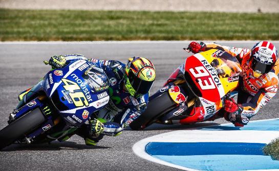 siaran ulang race motogp silverstone inggris 2015 podium moto2 moto3
