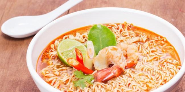 Bahaya Mie Instan dan Tips Aman Makan Mie Instan