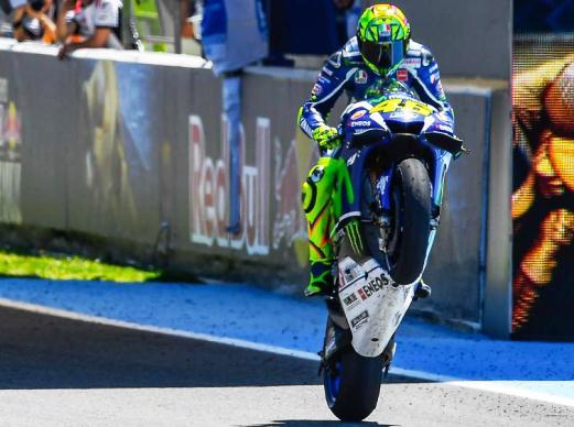 jadwal hasil race motogp le mans prancis 2016 juara podium moto2 moto3 trans7