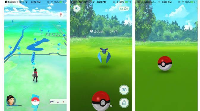Panduan Pokemon Go 2