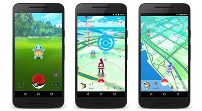 Panduan Pokemon Go 3