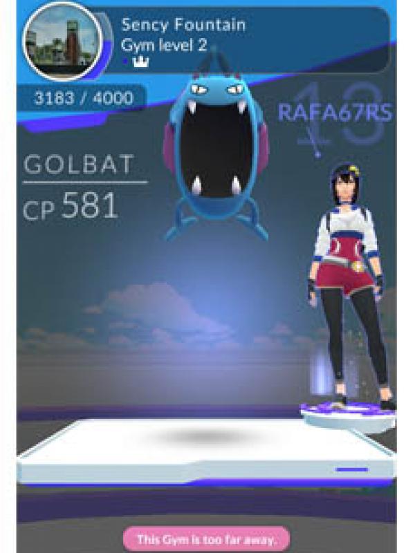 Panduan Pokemon Go 4