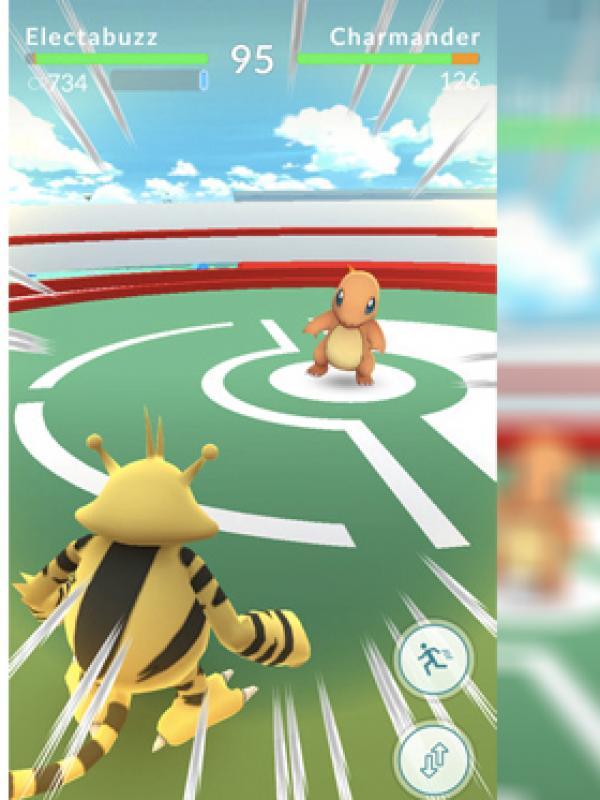 Panduan Pokemon Go 5
