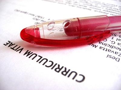 Contoh CV Daftar Riwayat Hidup Surat Lamaran Kerja Terbaru Online