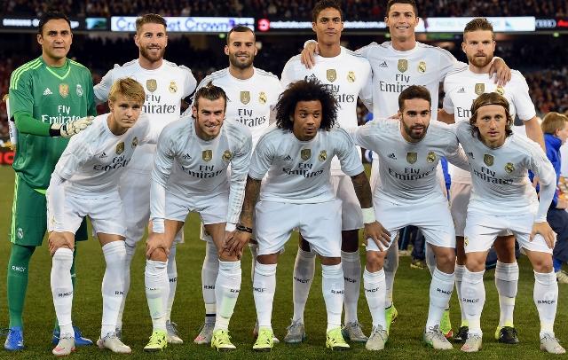 Jadwal Real Madrid La Liga Lengkap