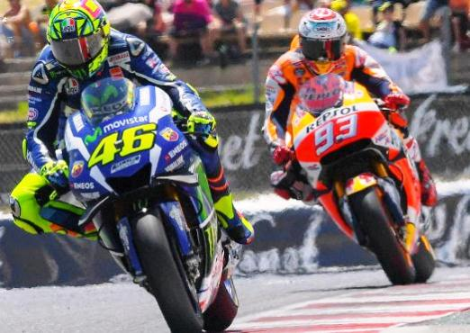 jadwal hasil race motogp sepang malaysia 2016 juara podium moto2 moto3 trans7 rossi lorenzo marquez