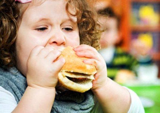 Cara Mencegah Obesitas Anak