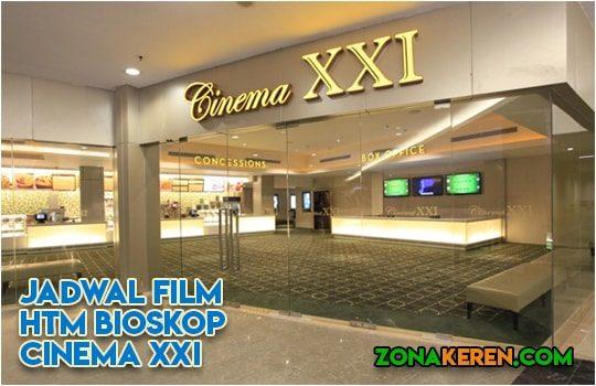 Jadwal Bioskop AEON Mall BSD City XXI Cinema 21 Tangerang Selatan Maret 2021 Terbaru Minggu Ini