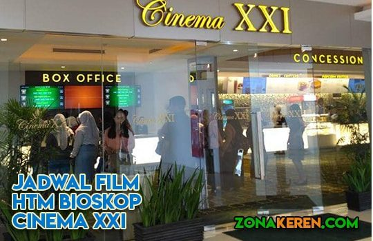 Jadwal Bioskop Galeria XXI Cinema 21 Denpasar Bali September 2020 Terbaru Minggu Ini