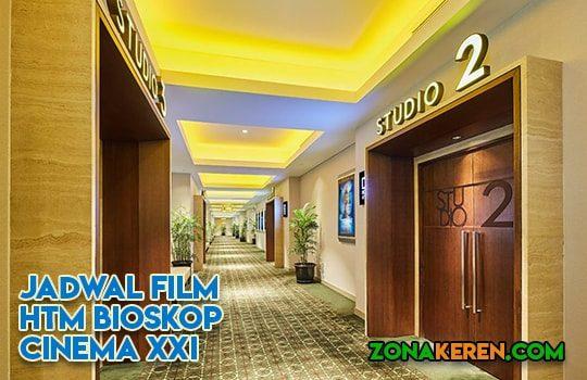 Jadwal Bioskop Kasablanka XXI Cinema 21 Jakarta Selatan November 2019 Terbaru Minggu Ini