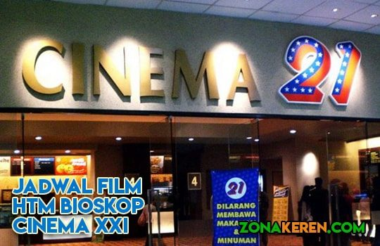 Jadwal Bioskop Metropolitan XXI Cinema 21 Bekasi November 2019 Terbaru Minggu Ini