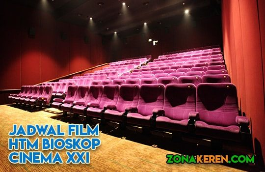 Jadwal Bioskop Pakuwon Mall XXI Cinema 21 Surabaya April 2020 Terbaru Minggu Ini