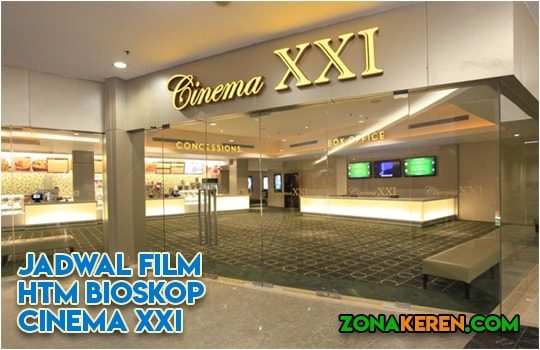 Jadwal Bioskop Revo Town XXI Cinema 21 Bekasi Maret 2020 Terbaru Minggu Ini