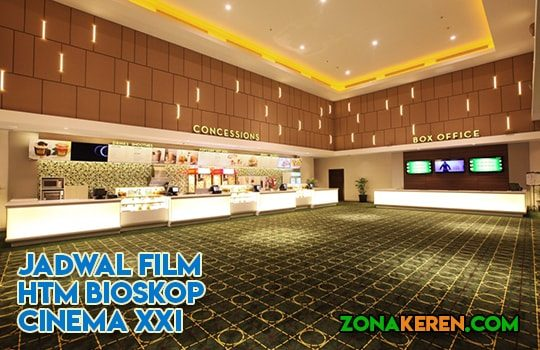 Jadwal Bioskop SKA XXI Cinema 21 Pekanbaru Maret 2021 Terbaru Minggu Ini
