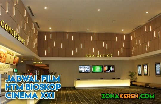 Jadwal Bioskop Thamrin XXI Cinema 21 Medan Juli 2019 Terbaru Minggu Ini